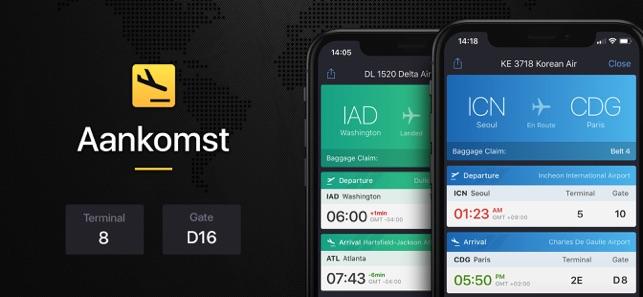 Tip: Flightboard app